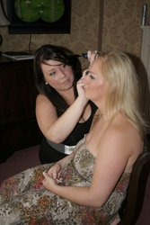 specialist bridal make-up artist