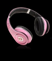 Monster Beats by Dre Studio Pink Headphones