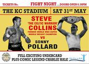 *** A Night Of Boxing At The KC Stadium In Hull ***